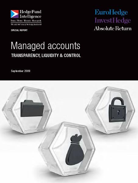 Managed accounts