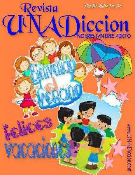 Revista UNADiccion Julio 2014 Jul. 2014