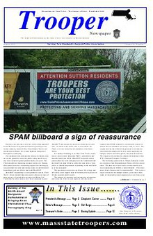 Trooper Newspaper
