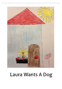 Laura wants a Dog