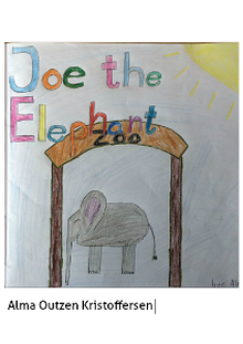 Joe the elephant