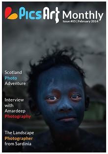 PicsArt Monthly