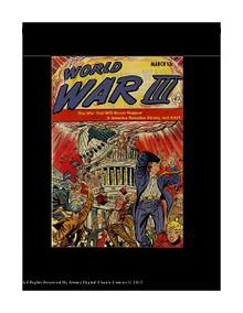 Jimmy Digital Classic Comics Volume I World War III