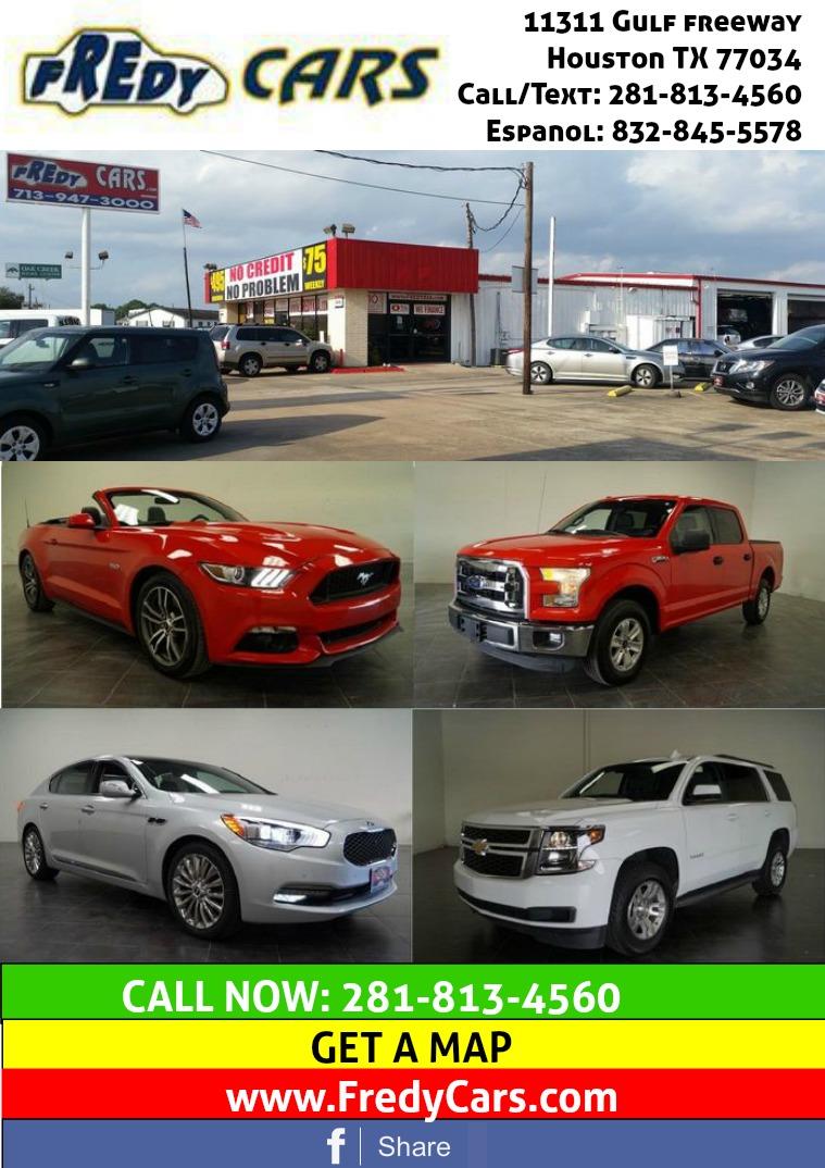 Houston Autos Fredy Cars 45 Gulf Fwy