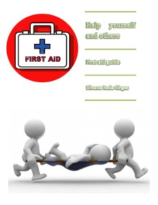First aid, 2013 september 2013