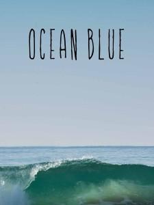 Ocean Blue September 2013