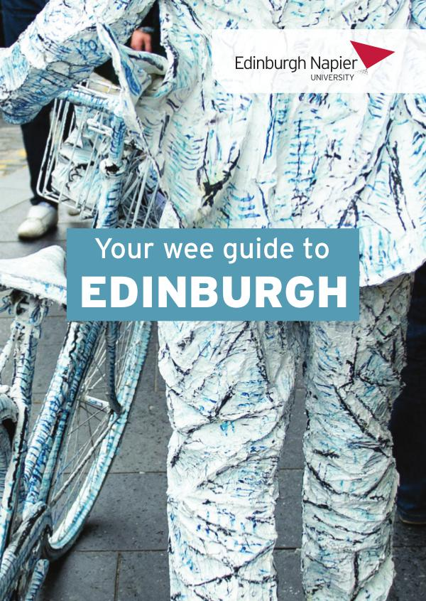 Your wee guide to Edinburgh 2017