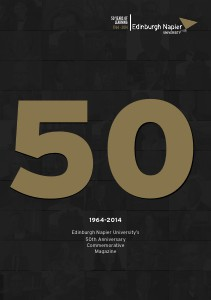 Edinburgh Napier's 50th Anniversary 1964-2014 Volume 1