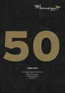 Edinburgh Napier's 50th Anniversary 1964-2014
