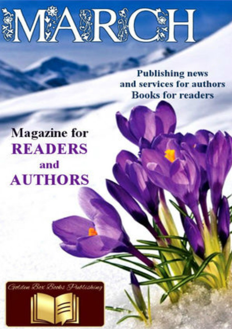 Golden Box Book Publishing March, 2017