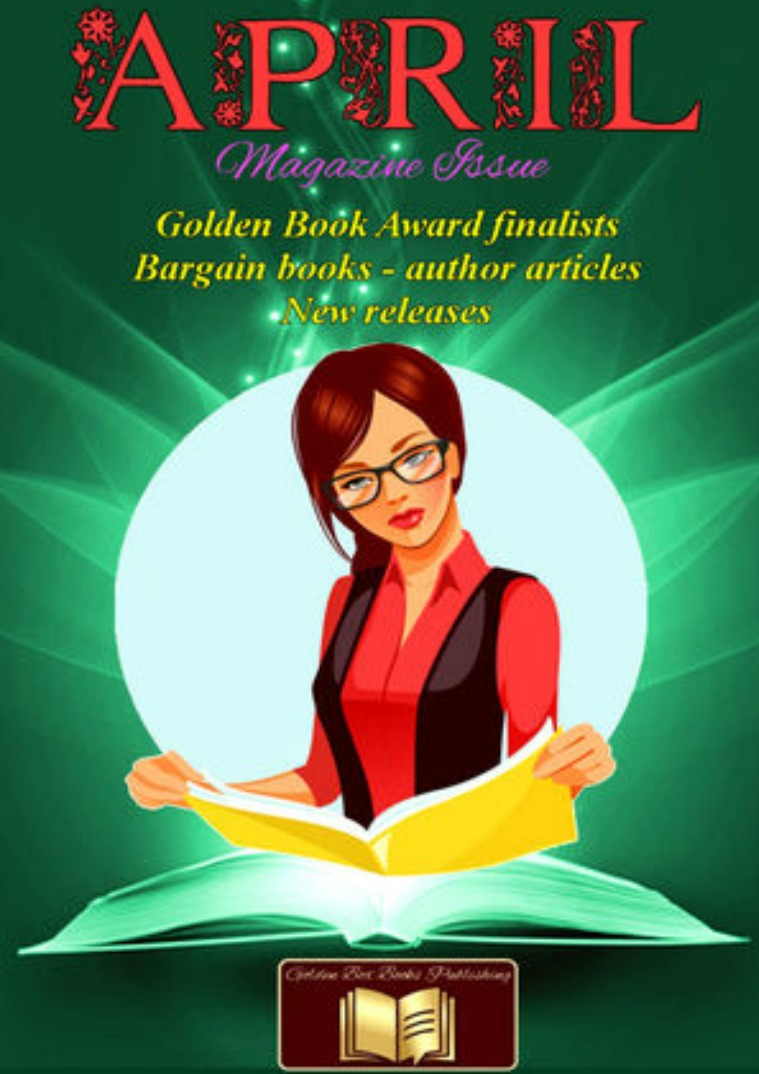 Golden Box Book Publishing April Issue, 2017