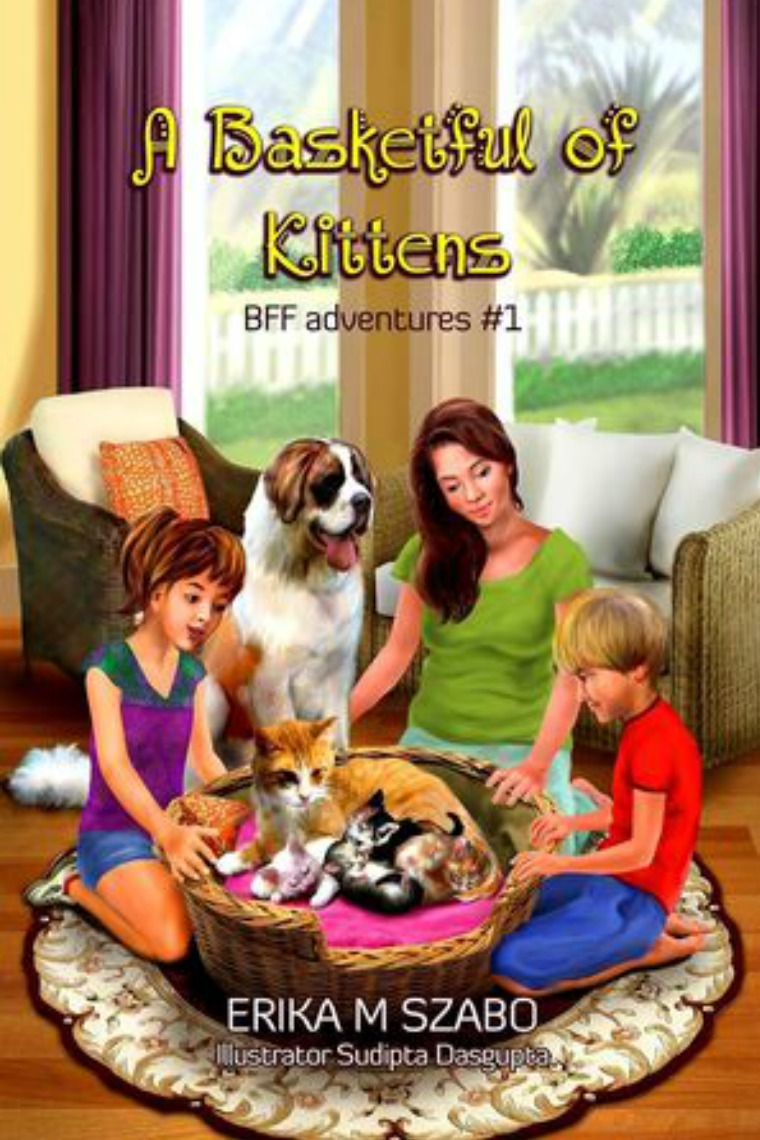 Golden Box Book Publishing A Basketful of Kittens