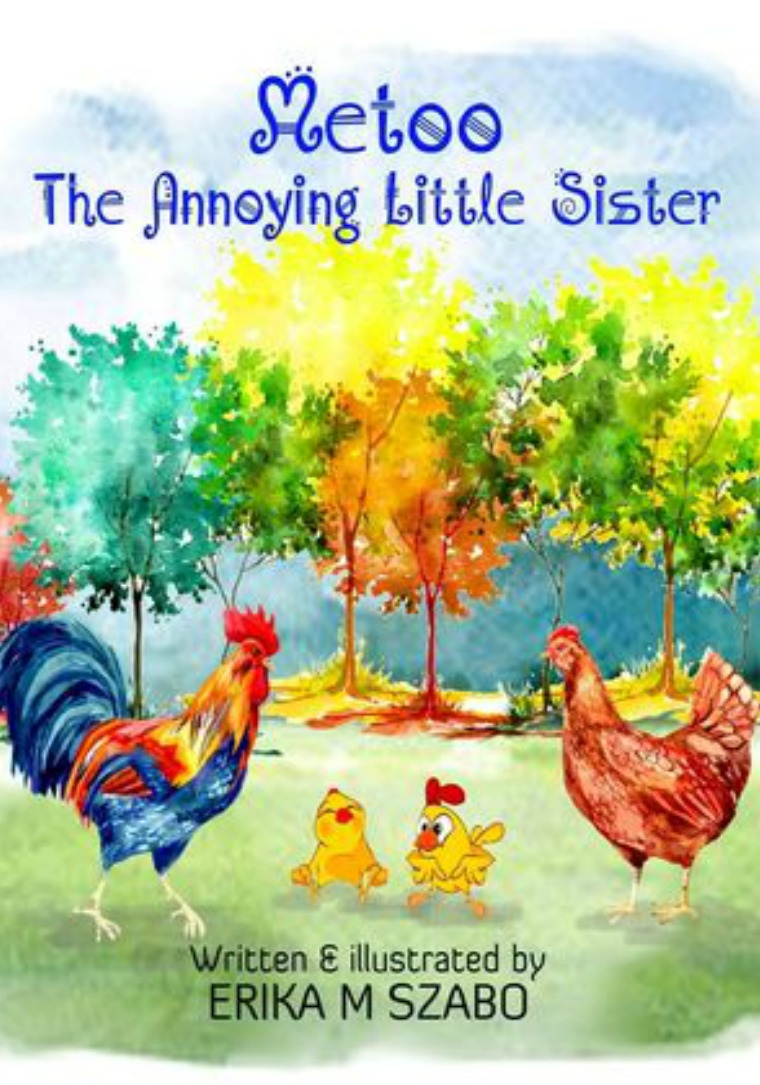 Golden Box Book Publishing Metoo, the Annoying Little Sister