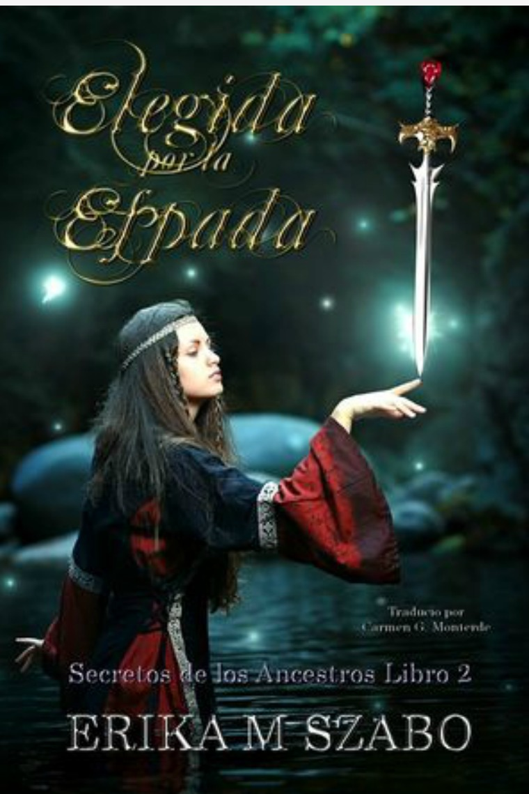 Golden Box Book Publishing Elegida por la espada