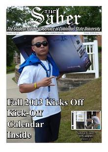 The CSU Saber - 2013-2014