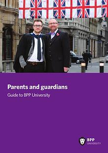 Parents and guardians Guide to BPP University
