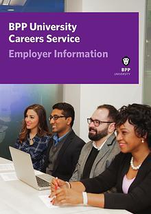 BPP University Careers Service Employer Information