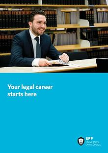 Your legal career starts here