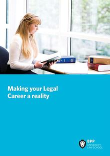 Making your Legal Career a reality