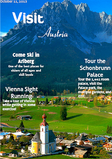 Austria Travel Magazine