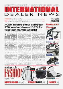 International Dealer News