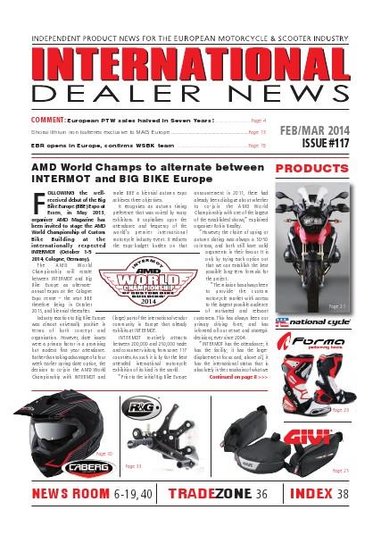 International Dealer News IDN 117 Feb/Mar 2014