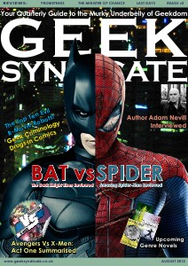 Geek Syndicate Issue 3