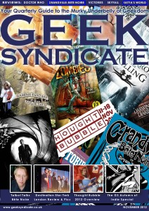 Geek Syndicate Issue 4