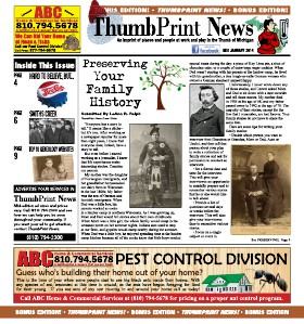Mid-January ThumbPrint News Mid-January 2014
