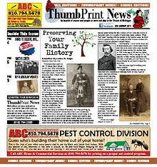 Mid-January ThumbPrint News