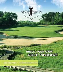 My Golf Vacation 2013 Annual Golf Magazine