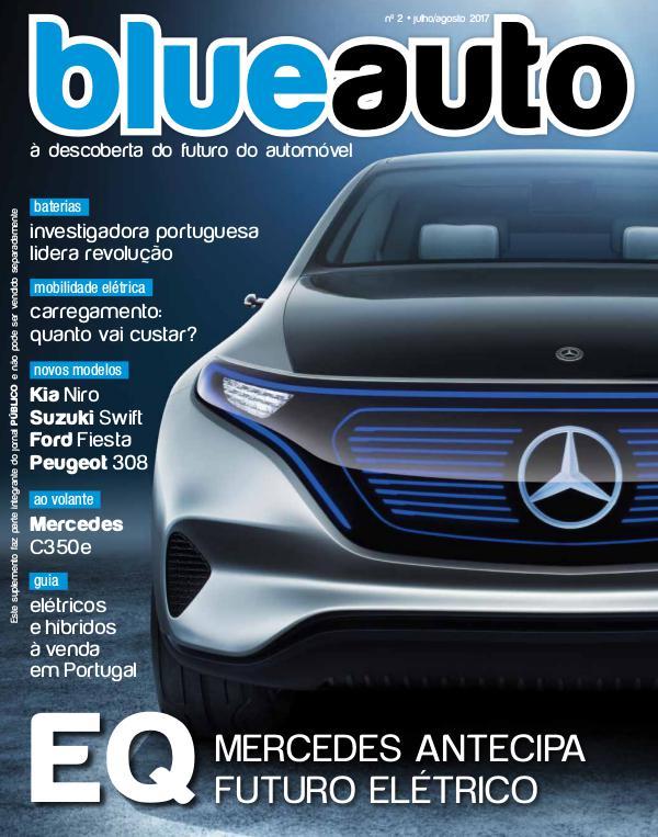BlueAuto#2 Blueauto_02_julho-agosto2017
