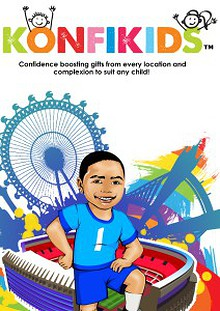 Konfikids Holiday gifts for children