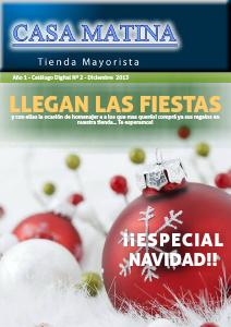 Casa Matina Especial Navidad 12.2013