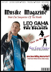 Musike  Entertainment Magazine 1