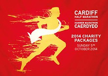 Cardiff Half Marathon Charity Packages