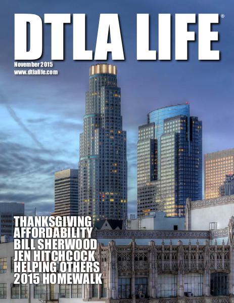 DTLA LIFE MAG #23 | NOVEMBER 2015