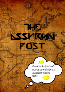 The Assyrian Post Volume 1