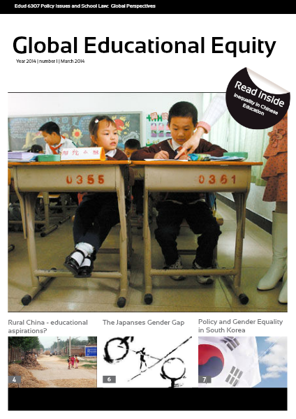 Global Educational Equity 1