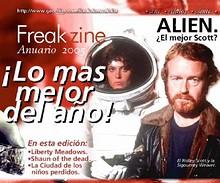 Anuario Freakzine