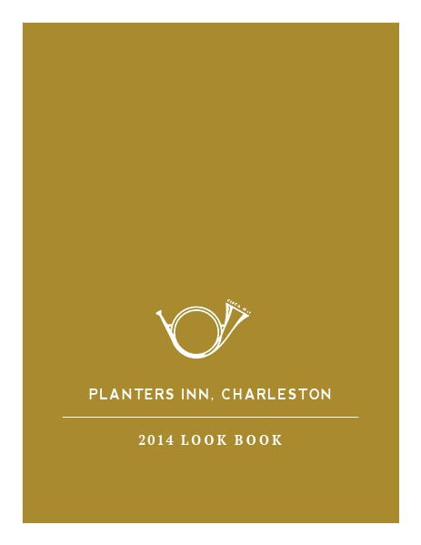 An Intimate Portrait of Planters Inn 2014 Look Book