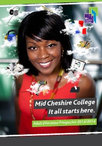 Mid Cheshire College 2014