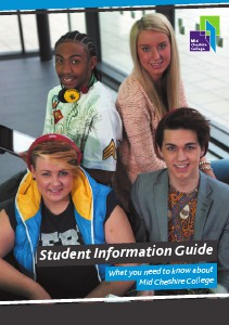 Mid Cheshire College 2013