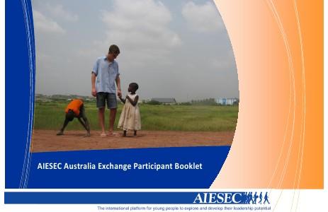 Go Global Exchange Participant Information! Sept 2013