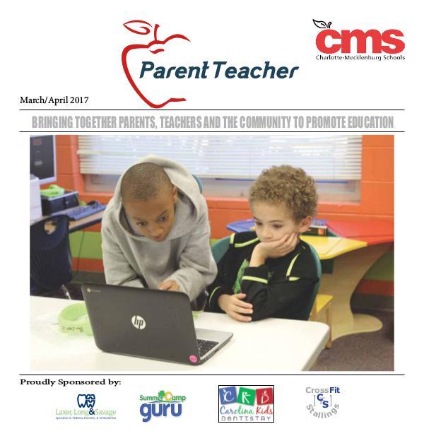Charlotte-Mecklenburg Schools March/April 2017