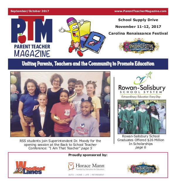 Rowan-Salisbury Schools September 2017