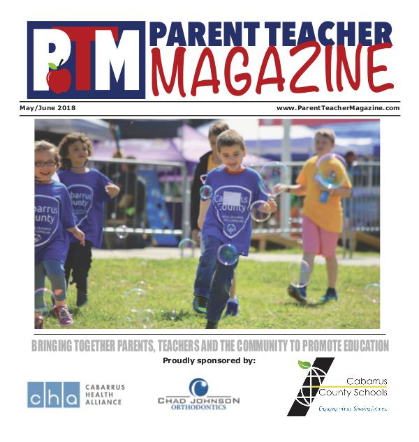 Cabarrus County Schools May/June 2018