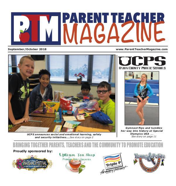 Union County Public Schools Sept/Oct 2018