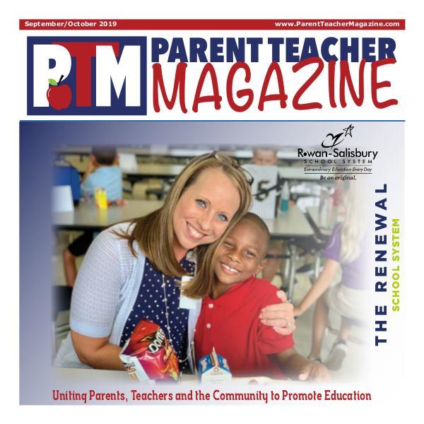Parent Teacher Magazine Rowan-Salisbury Schools