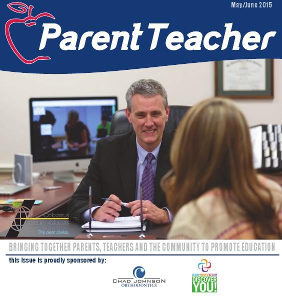 Parent Teacher Magazine Cabarrus County Schools May/June 2015